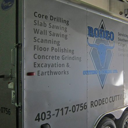 Cargo Trailer Graphics