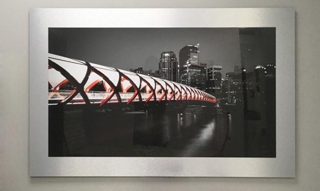 Photo Printing on Aluminum Composite Mount