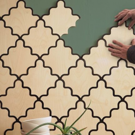 CNC Wall Tiles & Patterns