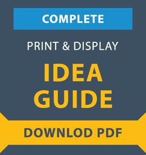 Calgary Printing Displays Guide