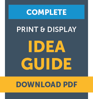 Calgary Printing Displays Guide