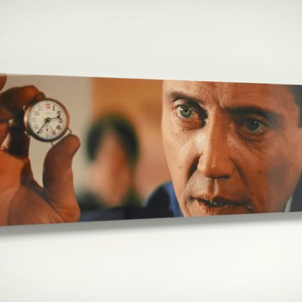 Custom Flush Print Clocks